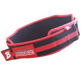 Brachial - Lifting Belt, Black/Red - Brachial Utrustning - 02750 - 1