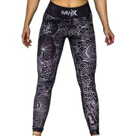 MNX Sportswear - Women's Leggings, Fifth Element.Black - MNX Sporswear Byxor - 02162 - 1