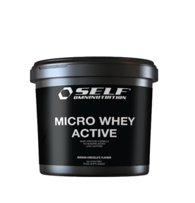 Micro Whey Active Self Omninutrition - Vassleprotein - 00902 - 1