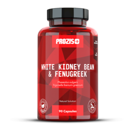 White Kidney Bean Extract + Fenugreek 1500mg Prozis - Andra - 07272 - 1