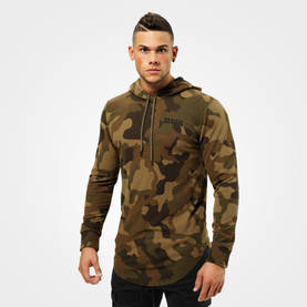 Stanton Thermal Hood, Military Camo - Better Bodies Långärmade - 07043 - 1