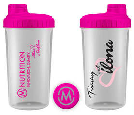 Training with Ilona Shaker.750ml.M-Nutrition - Shakers - 06984 - 1