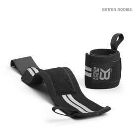 Better Bodies Elastic Wrist Wraps - Better Bodies Utrustning - 00425 - 1