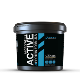Micro Whey Active 1kg.Self Omninutrition - Vassleprotein - 02175 - 1