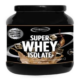 Super Whey Isolate SuperMass Nutrition - Vassleprotein - 02246 - 1