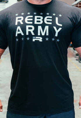 Iron Rebel Rebel Army T-Shirt - Iron Rebel T-skjortor - 07337 - 1