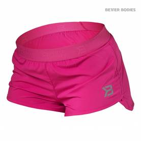 Better Bodies - Madison Shorts, Hot Pink - Better Bodies Shorts - 06339 - 1